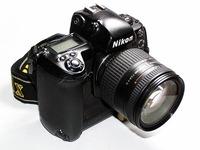 NikonD1X用EN-4バッテリーの改造