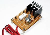 簡易FET電子負荷装置